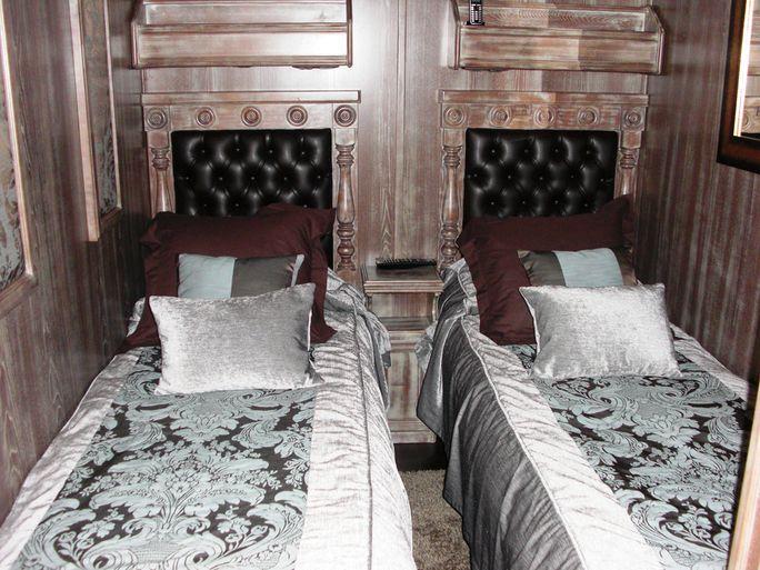 Suite mit 2 Betten Gran Lujo