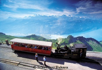 Bergstation Rothorn Kulm auf 2252m Höhe