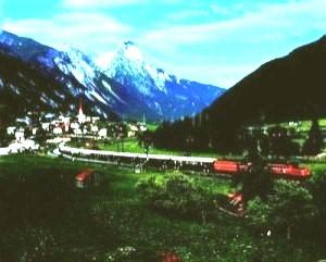 Orient-Express Unterwegs in Österreich