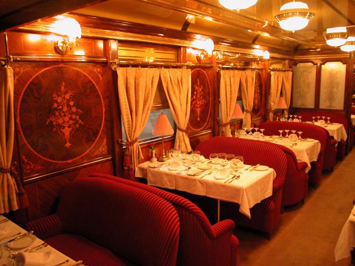 Restaurantwagen
