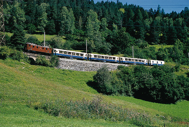 Glacier Pullman Express-Private de luxe Train