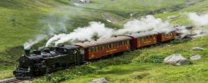Bild: Nostalgiezug Reisen