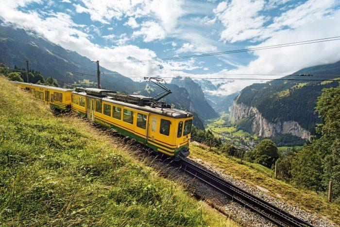 Bild für Wengernalp Bahn