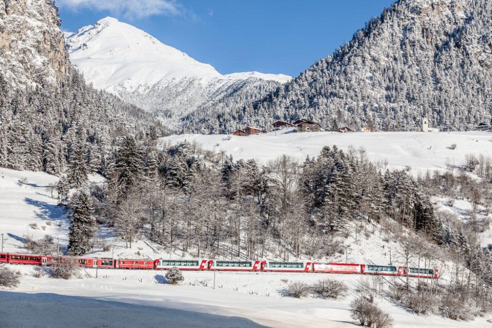 Bild für Glacier Express 'retour' Davos-Zermatt-Davos