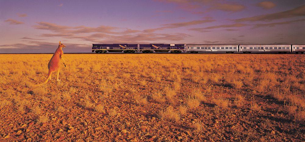 Bild für Australiens legendäre Züge Auf Schienen durch die Weiten Australiens (2019)