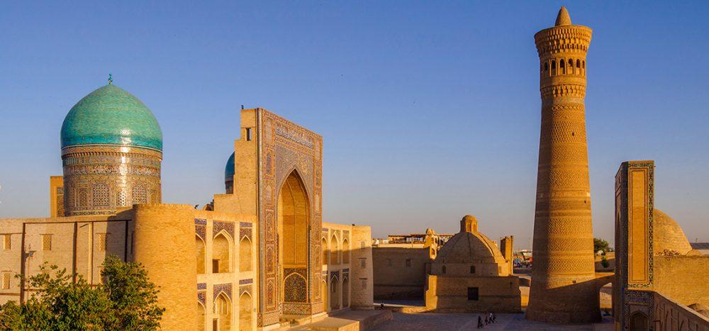 Bild für Sagenhafte Seidenstraße Mit dem Orient Silk Road Express durch Usbekistan