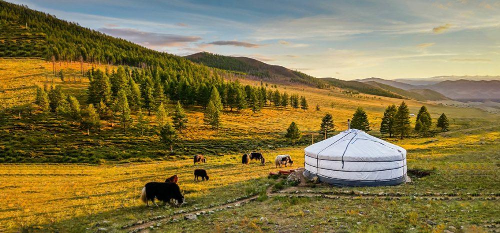 Bild für Zarengold: Mongolei-Rundreise bis Peking Von Moskau zum Baikalsee und nach Mongolei-Rundreise bis Peking