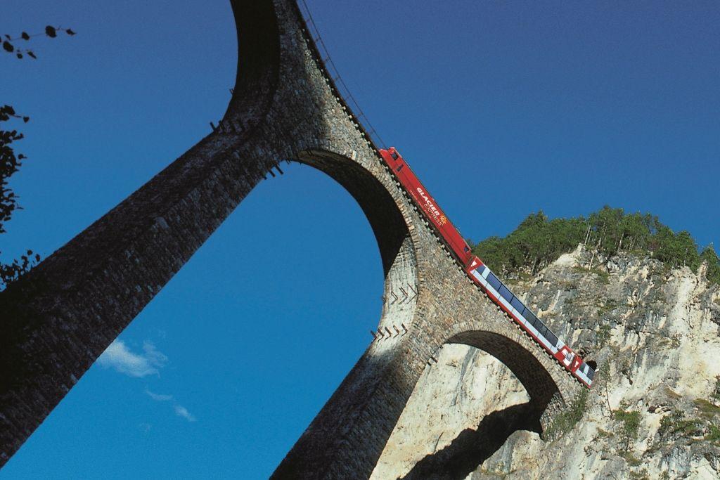 Bild für Landwasser-Viadukt (C)RhB