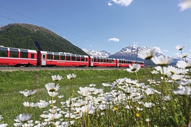 Bild für Swiss Travel Pass Flex