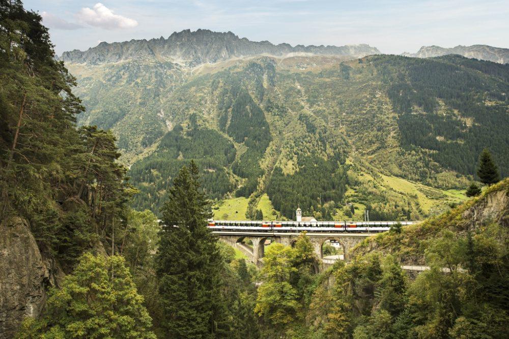Bild für Gotthard Panorama Express (C)SBB