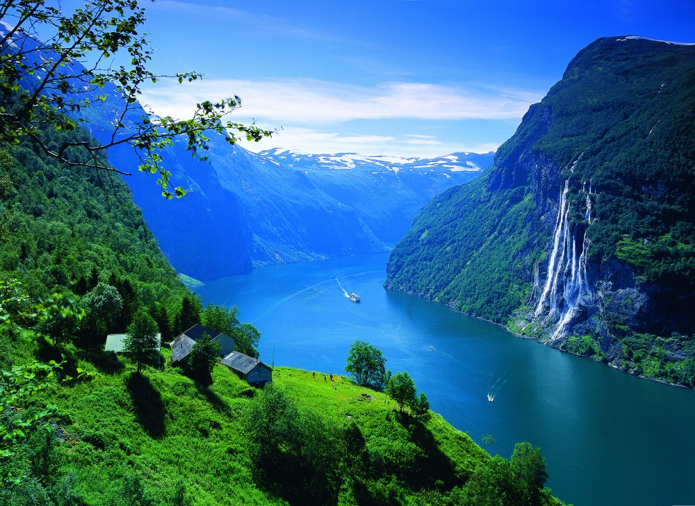 Bild für Naturerlebnis Norwegen - Jetzt mit neuem Programm