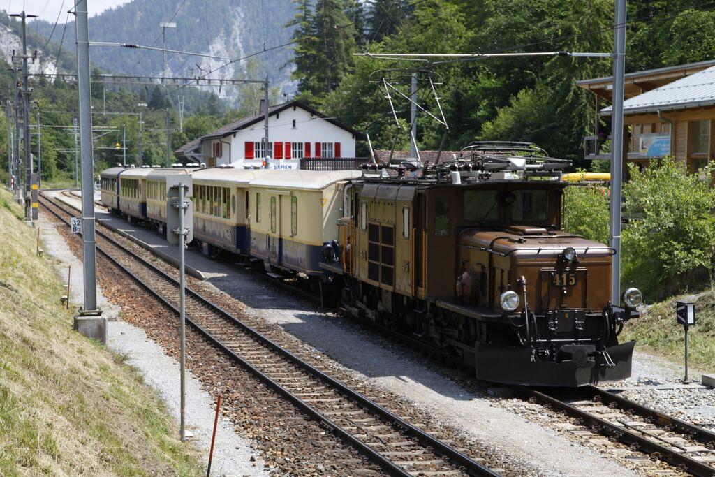 Bild für Glacier Pullman Express (C)proSalonwagen