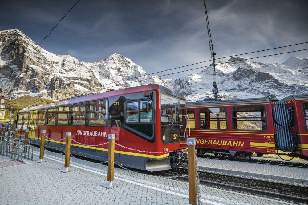 Bild für Das große Jungfraujoch-Erlebnis