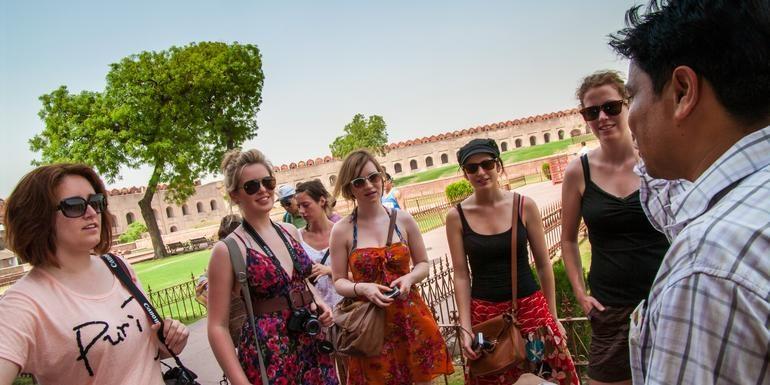 Bild für Uncover India - Delhi to Goa