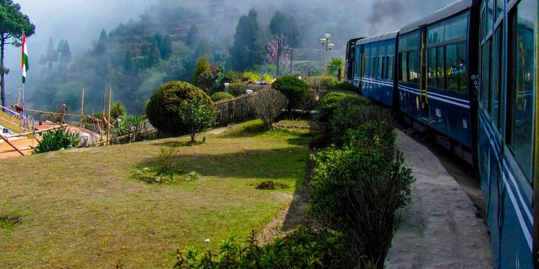 Bild für Northeast India & Darjeeling by Rail