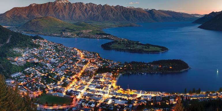 Bild für Highlights of New Zealand