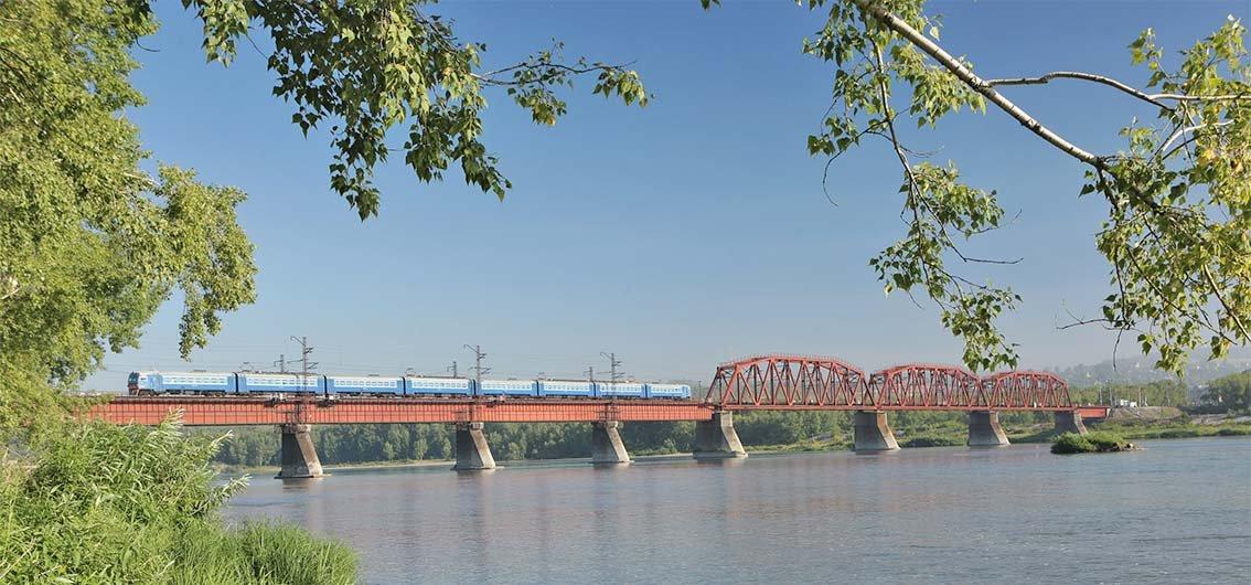 Bild für Transsib individuell: Auf der Transsib von Moskau nach Wladiwostok
