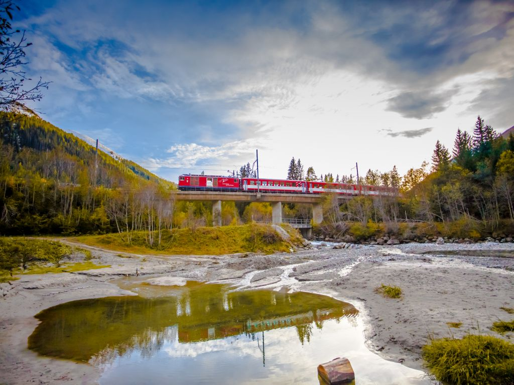 Bild für Preis-HIT 'St. Moritz - Zermatt'