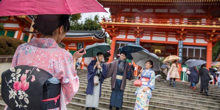 Bild für Japan on a Shoestring - Tokyo to Kyoto