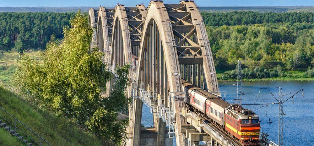 Bild für Auf der Transsib zur Perle Sibiriens Bahnreise von Moskau bis zum Baikalsee