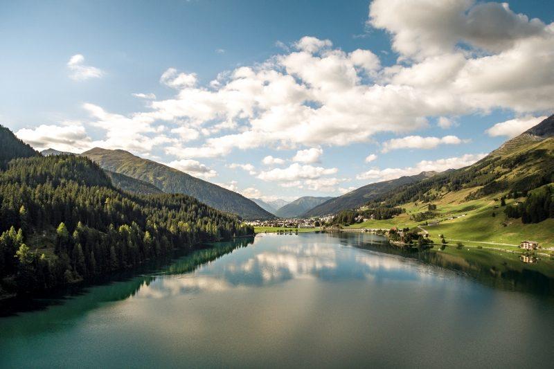 Bild für Alpenpanorama der Schweiz