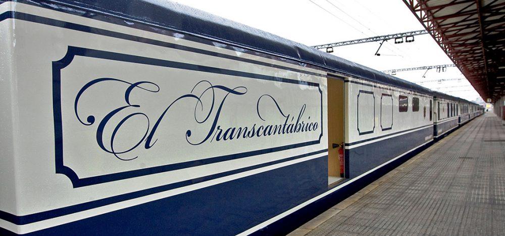 Bild für El Transcantábrico Gran Lujo - Von San Sebastián nach Santiago de Compostela