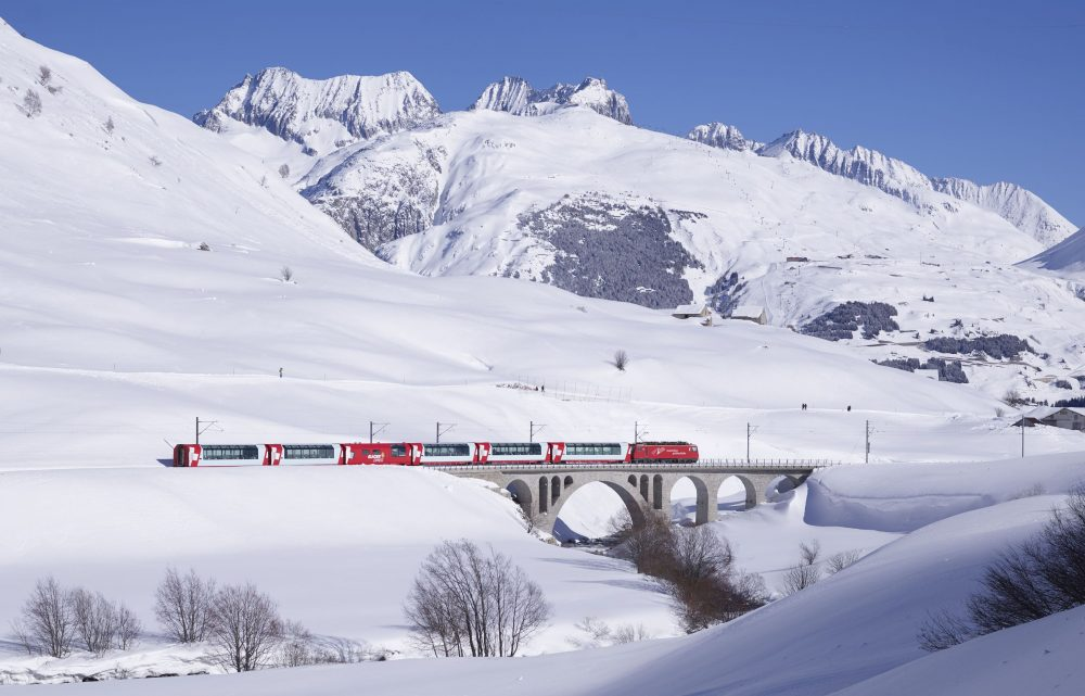 Bild für Glacier Express (C)GEXAG/StephanSchlumpf