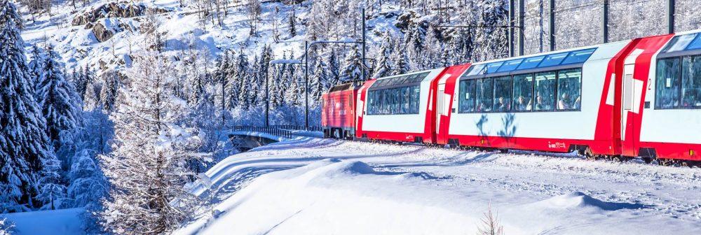 Bild für Glacier Express Deluxe -  'die neue Excellence Class'