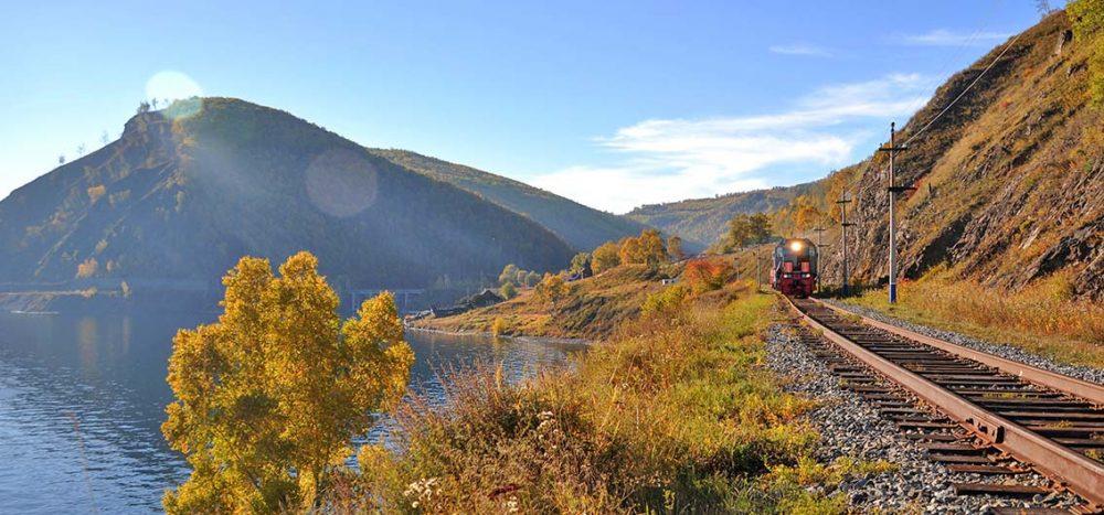 Bild für Transsib und Baikal-Amur-Magistrale: Auf Transsib und Baikal-Amur-Magistrale von Perm nach Jakutsk