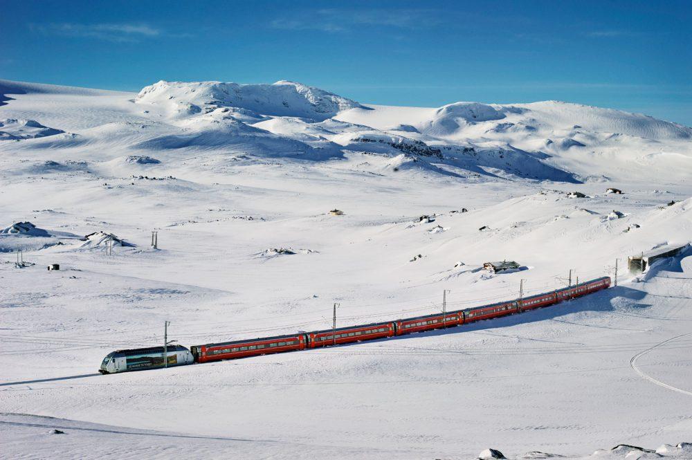 Bild für Silvester in Fjordnorwegen