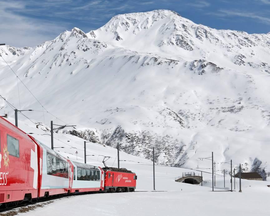 Glacier Express (C)GEXAG)
