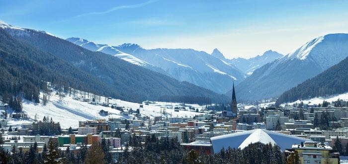 Davos im Winter (C)SchweizTourismus