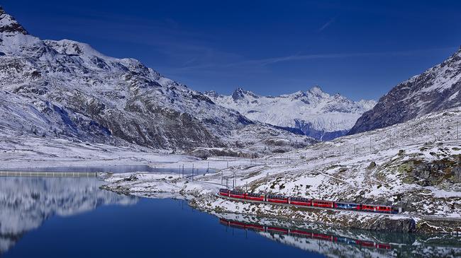 Bernina Strecke