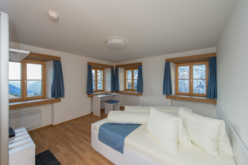 Doppelzimmer Alp Grüm (C)Bahnurlaub.de