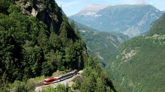 Montblanc-Express
