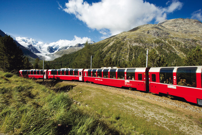 Bernina-Express Panoramawagen