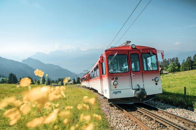 Rigi Bahn (C)Rigibahn