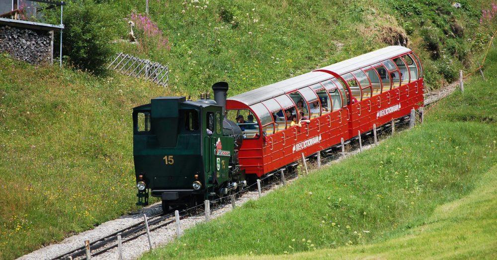 Brienz Rothornbahn (C)BRB