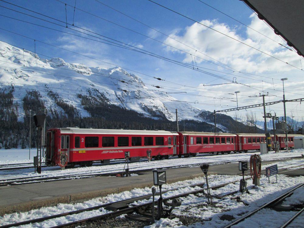 Rhätische Bahn © EBTI