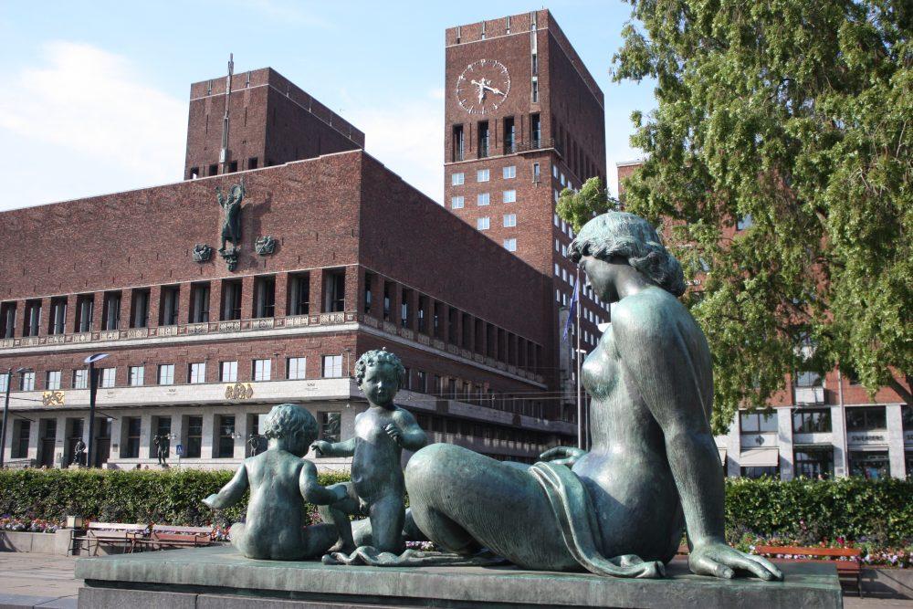Oslo Rathaus (c) Matthias Costa