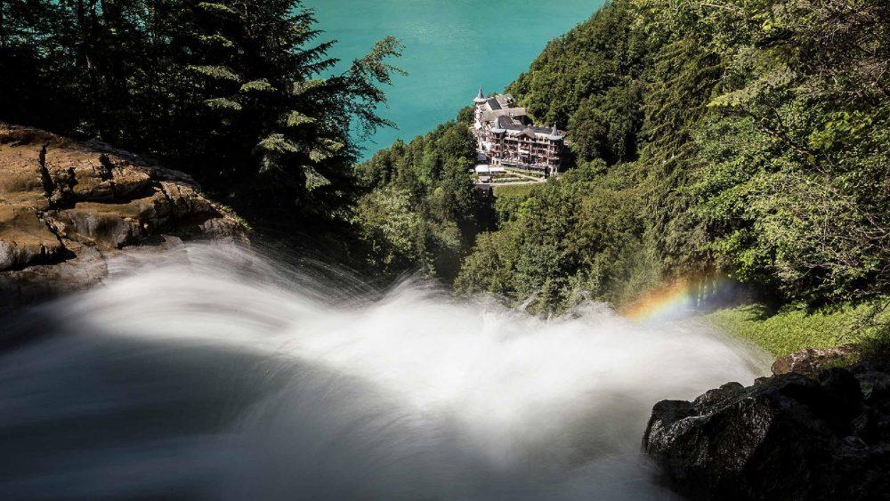 Griesbach Wasserfälle