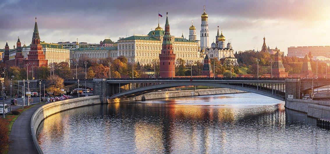 Majestätisches Moskau