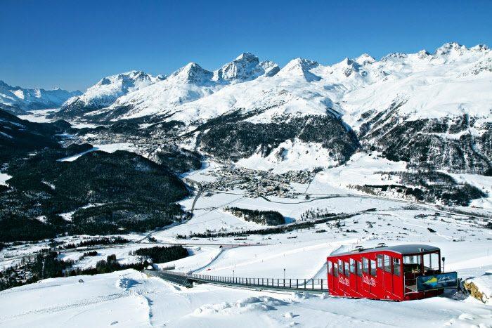 Muottas Muragl (C)Swiss-Image