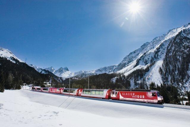 Glacier Express (C)RhB