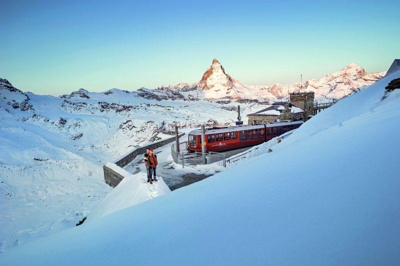 Gornergrat (C)Zermatt.ch