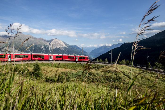 Bernina Bahn - Alp Grüm (C)RhN