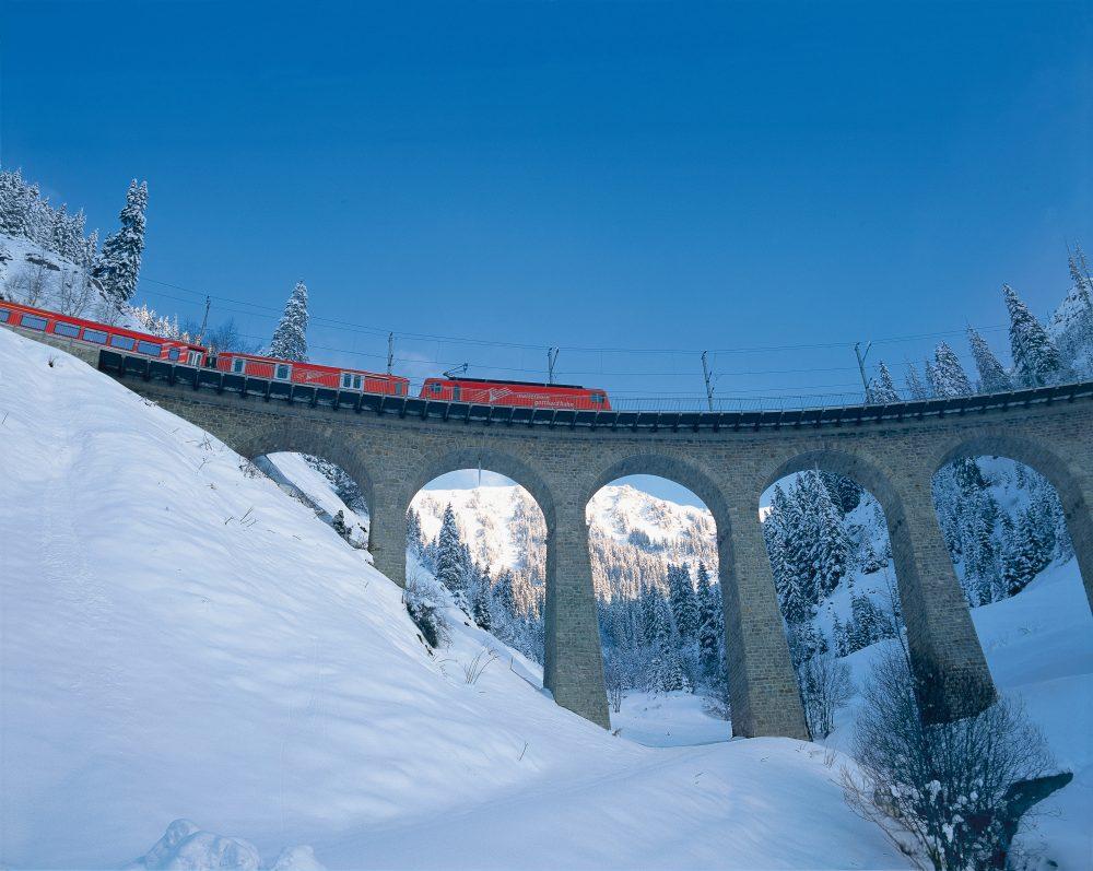 Matterhorn Gothard Bahn