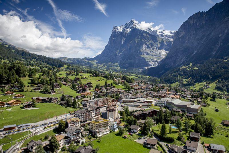 Grindelwald (C)ST/SwissImage
