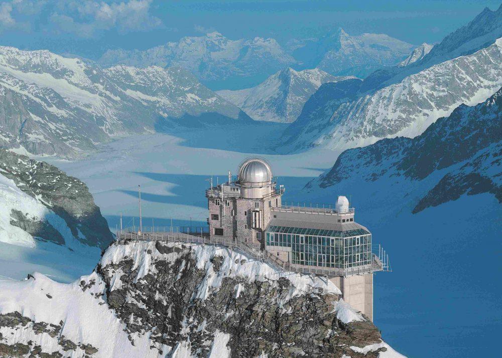 Jungfraujoch (C)Jungfraubahnen