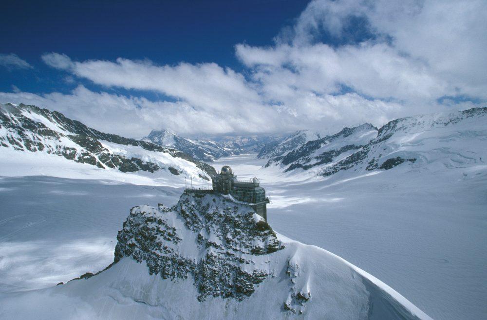 Jungfraujoch © Interlaken Tourismus